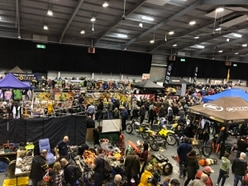 Organisers thrilled after bike fans scramble to Telford show