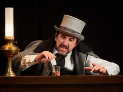 Phil Daniels appears in Dr Jekyll and Mr Hyde at Wolverhampton Grand