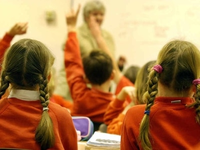 'Not enough staff' to reorganise education