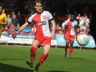 AFC Telford sign James McQuilkin