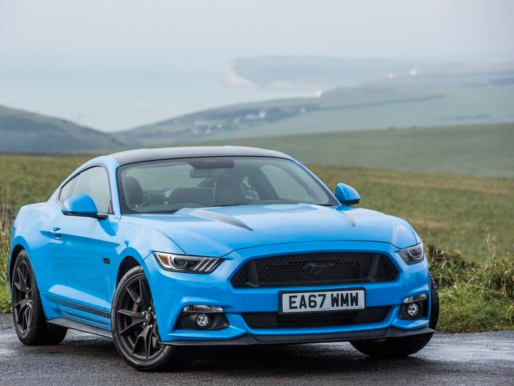 First Drive: Ford\'s Mustang Shadow is packed with old-school muscle ...