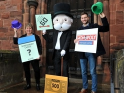 Three charities now set to appear on Shrewsbury Monopoly board