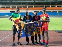 Shrewsbury Town duo enjoy the spice of life with Grenada