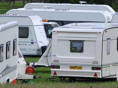 Travellers demand £2,000 from owner of Telford land they were trespassing on