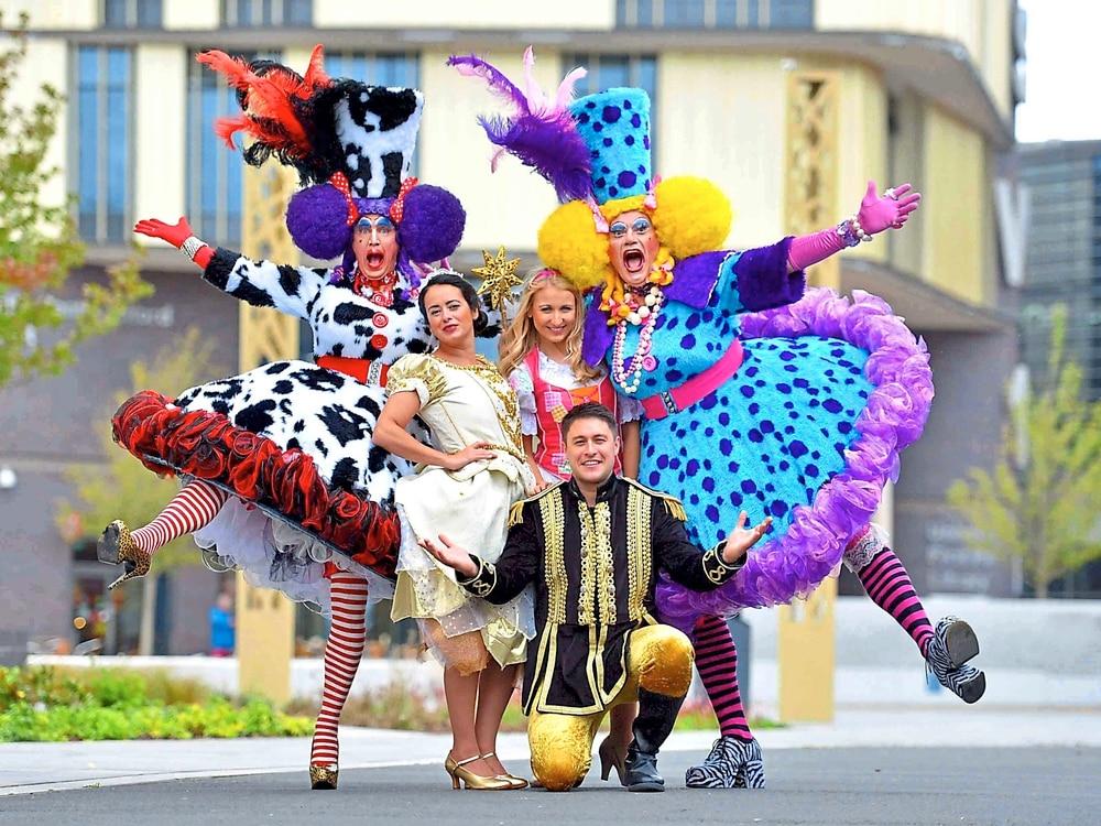 Cinderella proves a hit at Telford theatre
