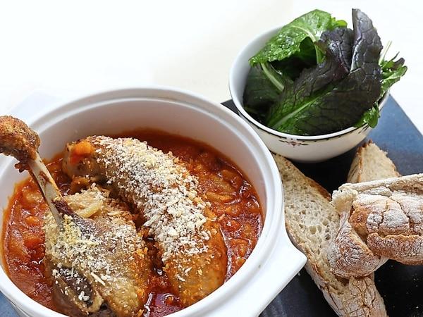 Food review: Elliotts at Dinham, Ludlow