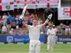 Pope delighted to 'tick off' maiden Test century after DRS gamble pays dividends