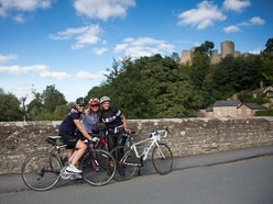 Cycle festival in aid of cancer charity