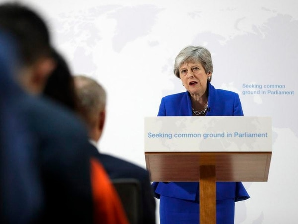 MPs to vote on second referendum as part of Theresa May's 'new Brexit deal'
