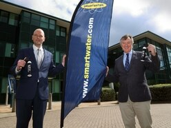 SmartWater invests £300k in new Telford facility