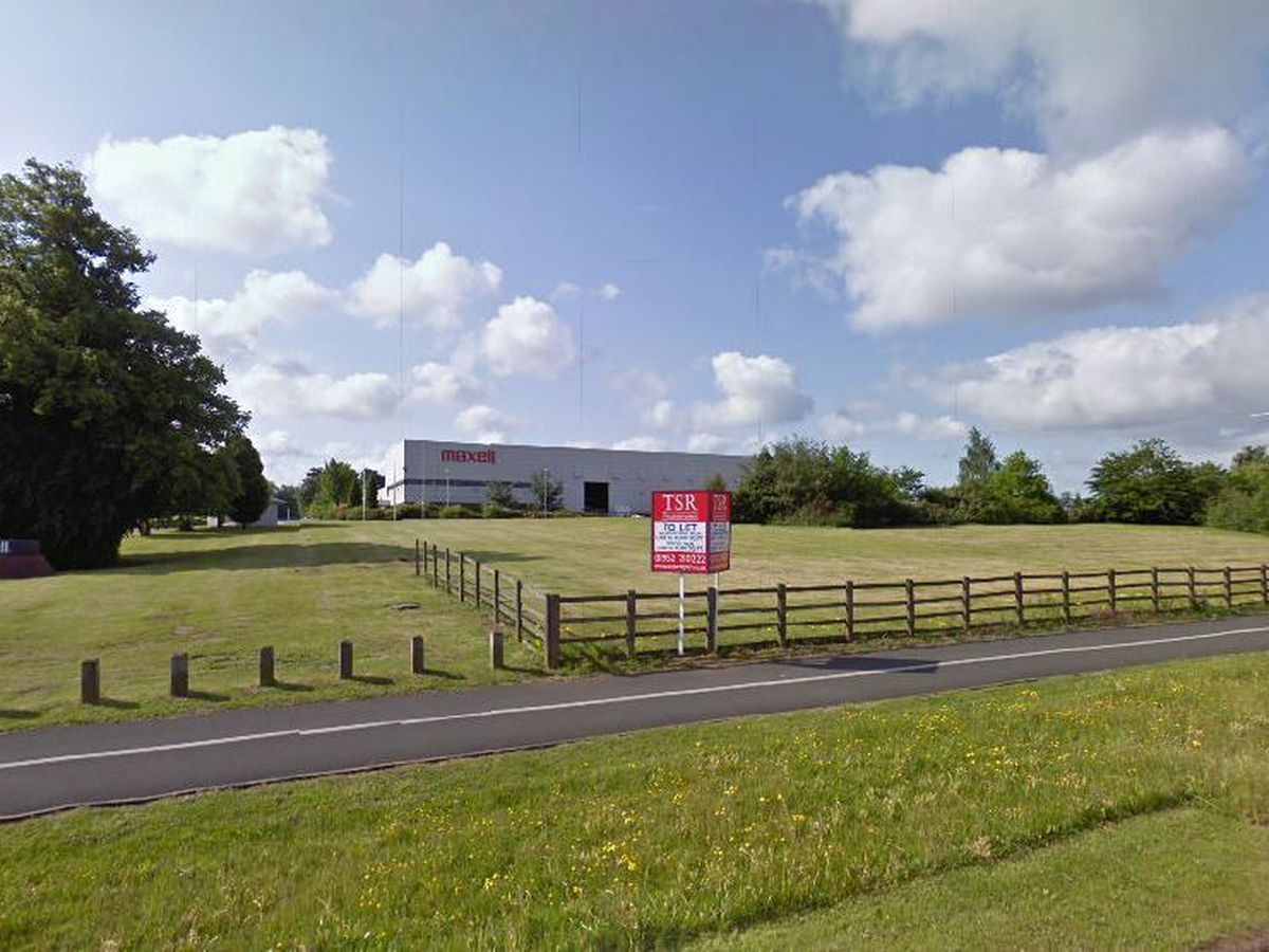 The Maxell Factory, pictured in 2011 before it changed to Elements Europe. Picture: Google
