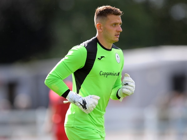 AFC Telford keeper Andy Wycherley joins Hednesford Town on loan