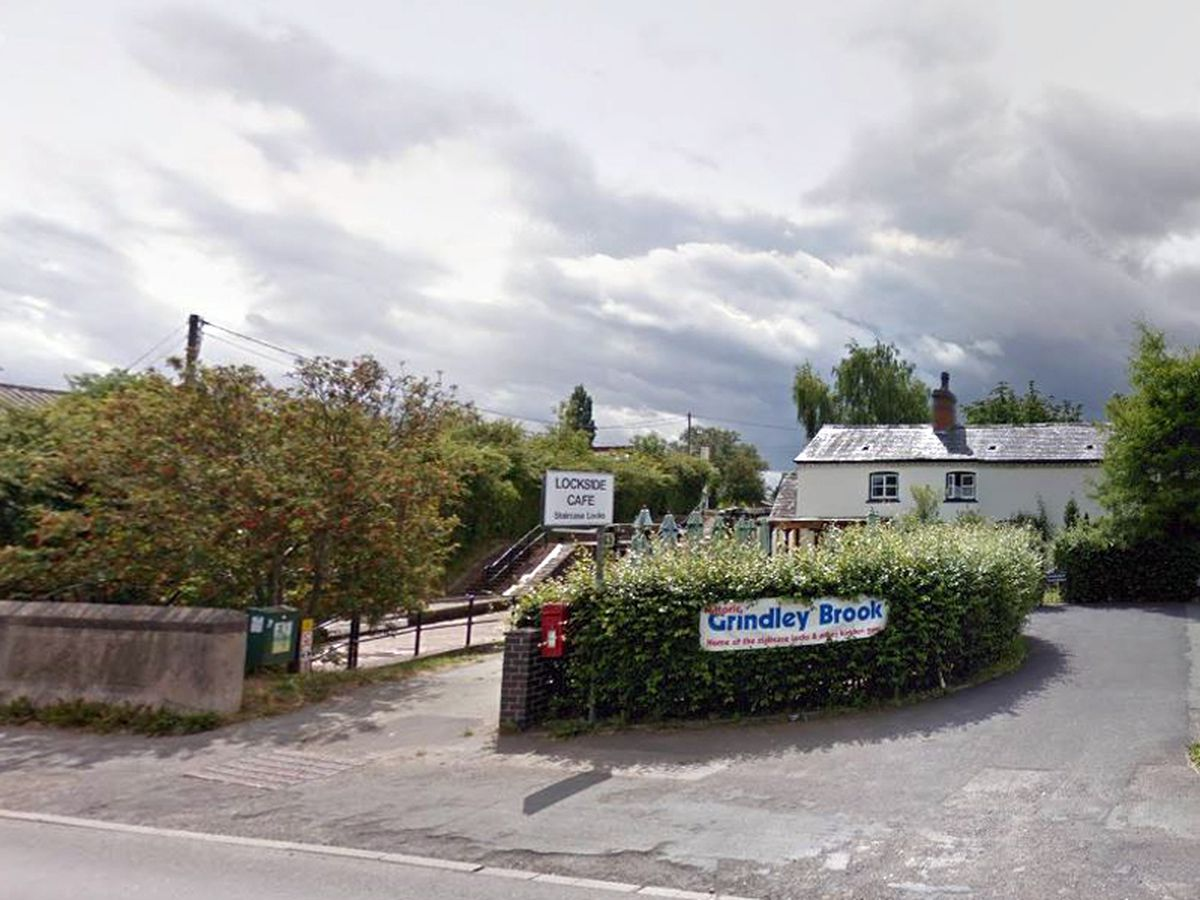 Grindley Brook. Photo: Google StreetView.