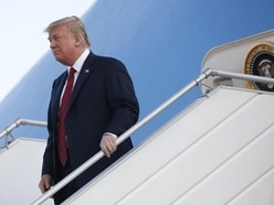 Trump in Finland for summit with Putin