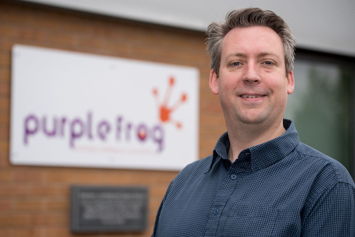 Managing director Alex Whittles