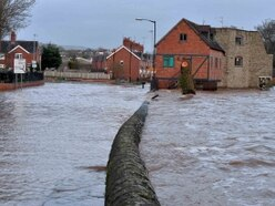 """Don't forget about us flood victims,"" says Shropshire couple"