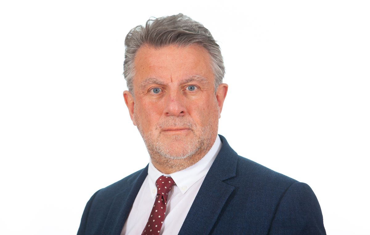 Neil Hobden, family law partner at Aaron & Partners Solicitors, Shrewsbury