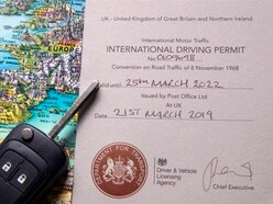 What is an international driving permit?