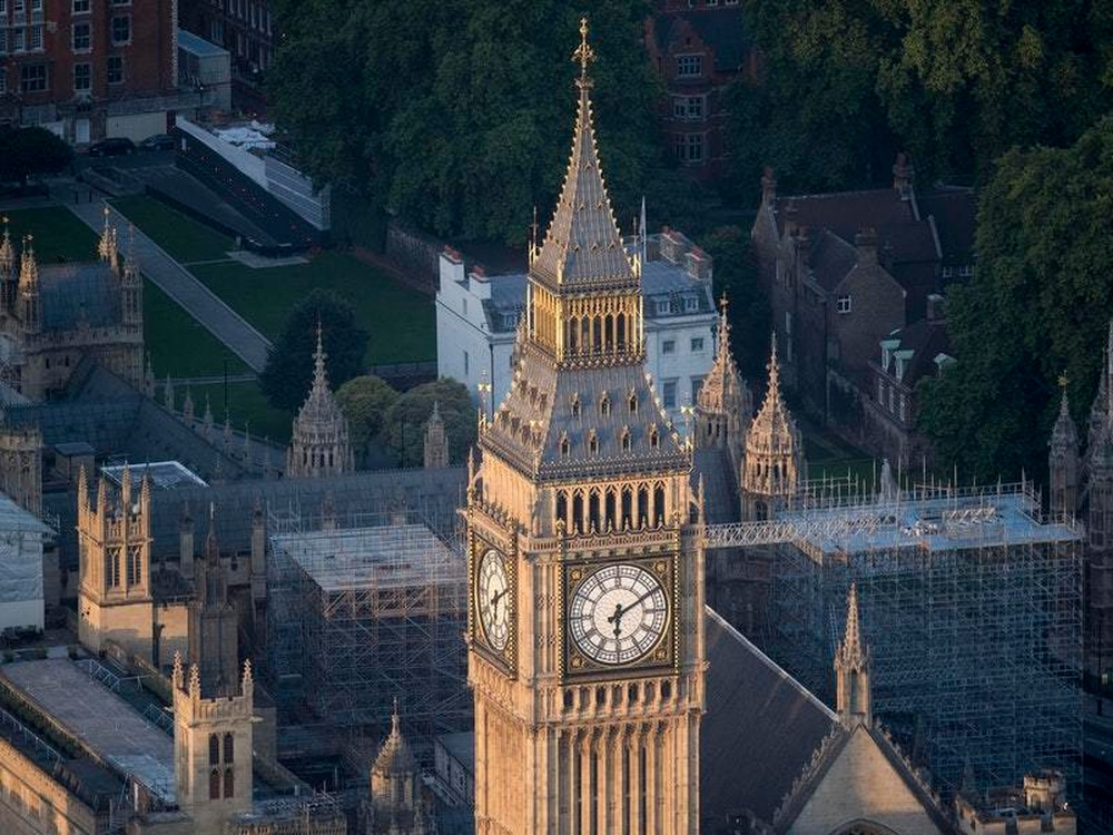 Big Ben could bong for Brexit with public fundraiser, PM says