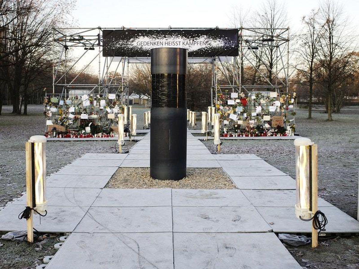 Germany Holocaust Urn