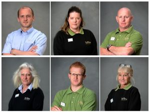 Meet the workers helping to feed the county
