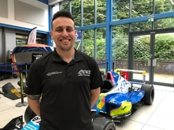 Andy Down on fast-track to Formula One glory