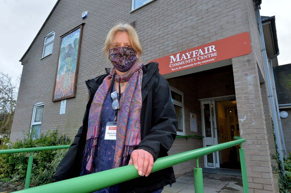 Nicola Daniels, chief officer at the Church Stretton centre