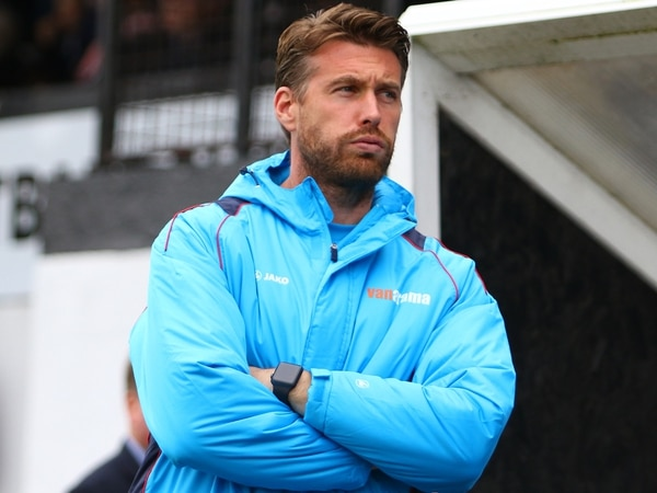 Stop the errors, says AFC Telford boss Rob Edwards