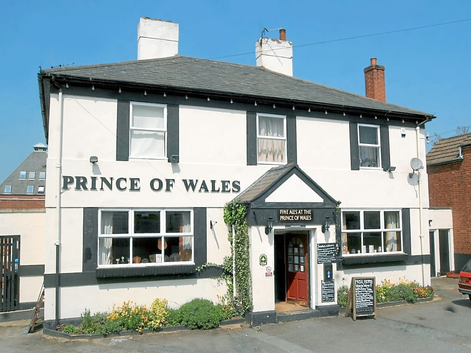 Shrewsbury watering hole in running for title of Britain's best pub
