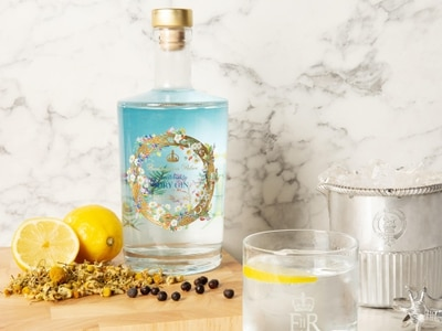 Buckingham Palace gin goes on sale – with ingredients from Queen's garden