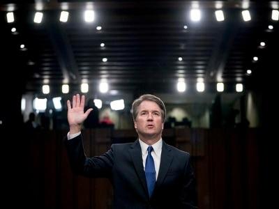 Trump backs Supreme Court nominee Kavanaugh amid fresh allegation