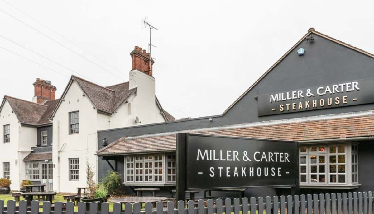 Miller & Carter is one of the chains owned by Mitchells & Butlers