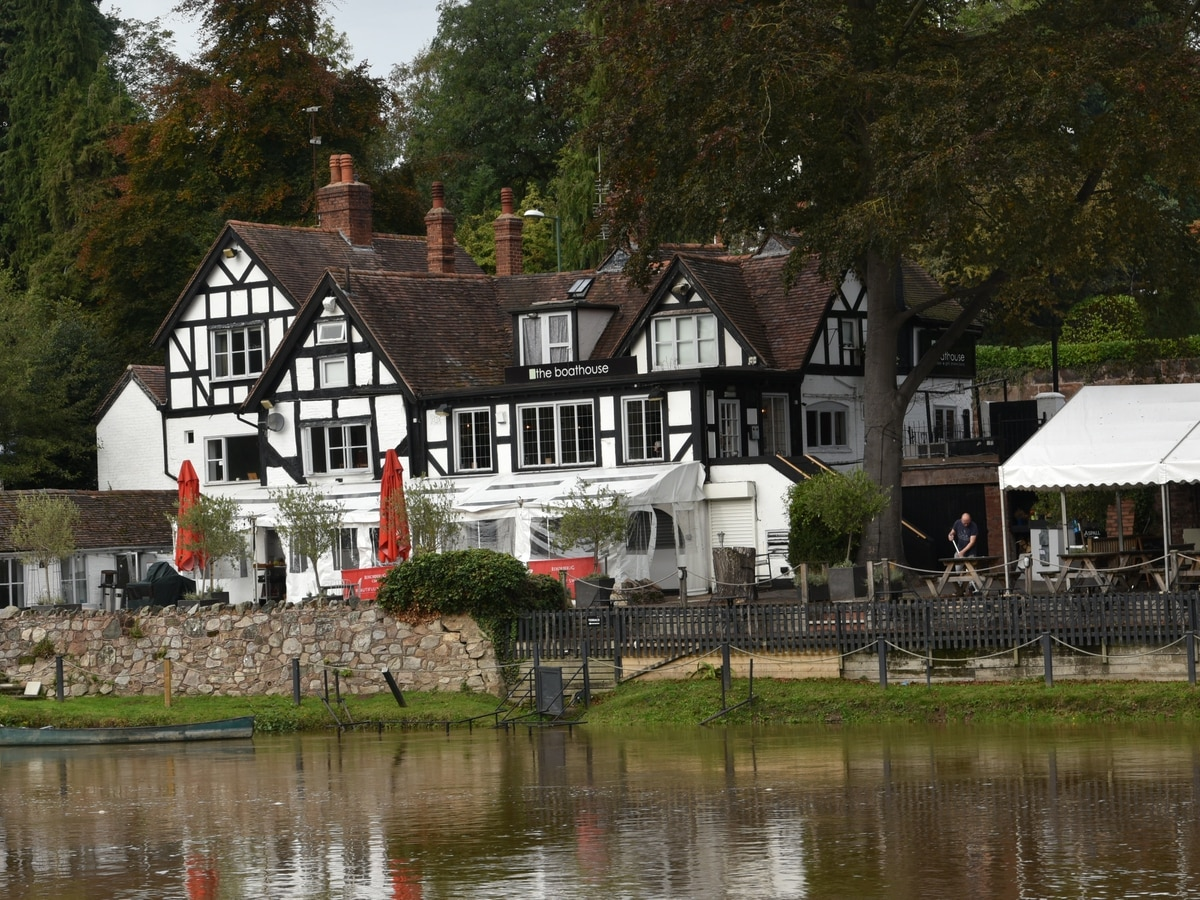 Food review: The Boathouse, Shrewsbury
