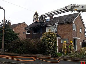 Investigation launched after firefighters tackle house blaze