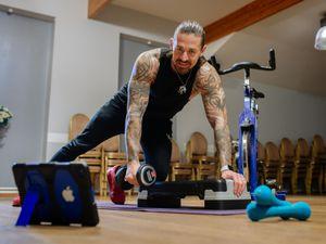 Rich Walker of R W Fitness based in Albrighton
