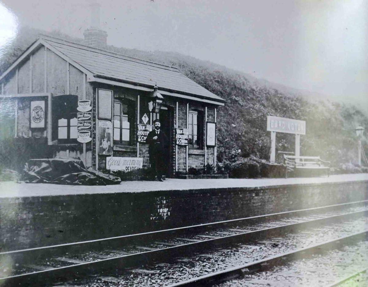 Eardington Railway Station is celebrating its 150th anniversary