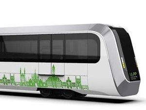 How the BioUltra railcar would look