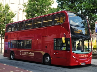 Record annual profits for National Express