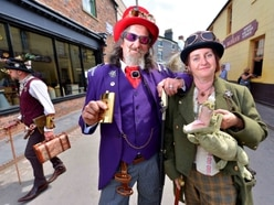 Steampunk Festival returns to Blists Hill – with PICTURES and VIDEO