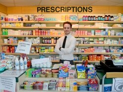 Shrewsbury pharmacist speaks about being first port of call for patients