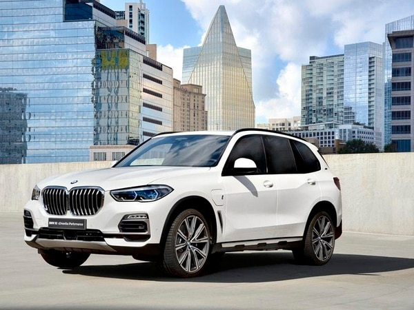 New BMW X5 plug-in hybrid will have 50-mile electric range