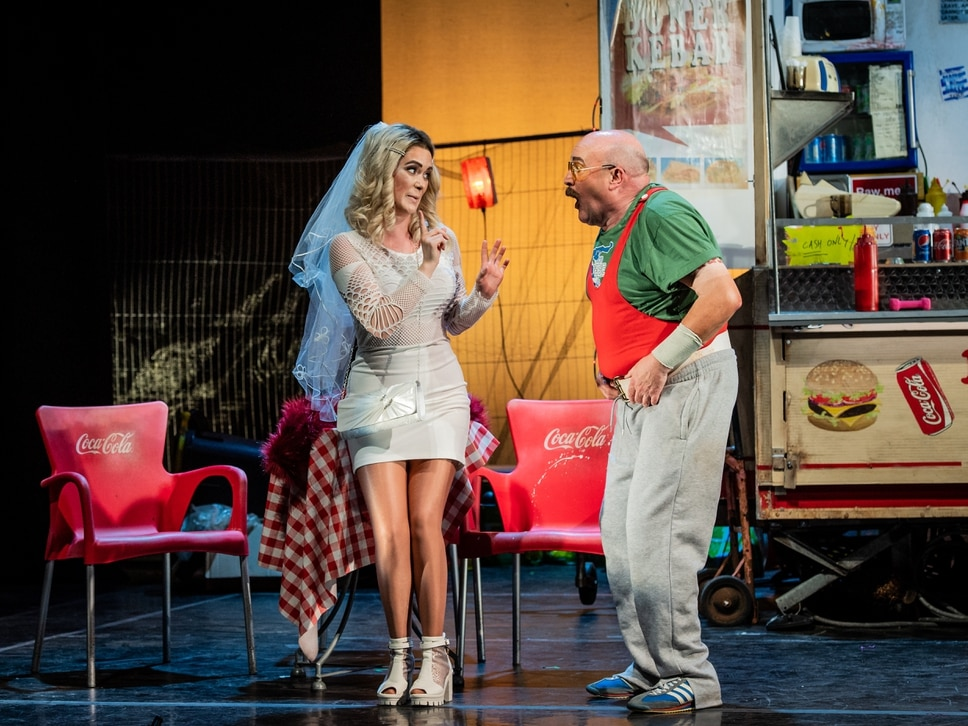 Don Pasquale, Theatre Severn, Shrewsbury - review