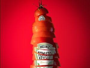 Creative Tomato Ketchup by Dave Munn