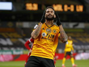 Wolverhampton Wanderers' Willian Jose