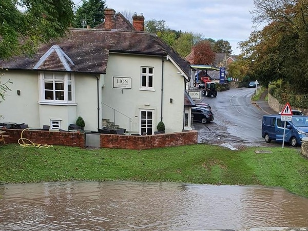 People rescued from flooded buildings and stranded vehicles across Shropshire