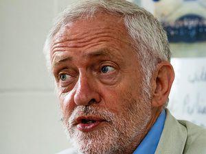 Bragging rights – Jeremy Corbyn