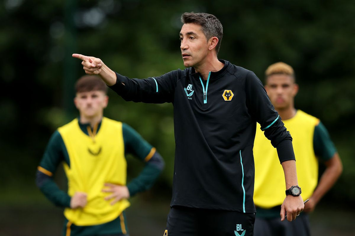 Bruno Lage (Getty/Wolves)