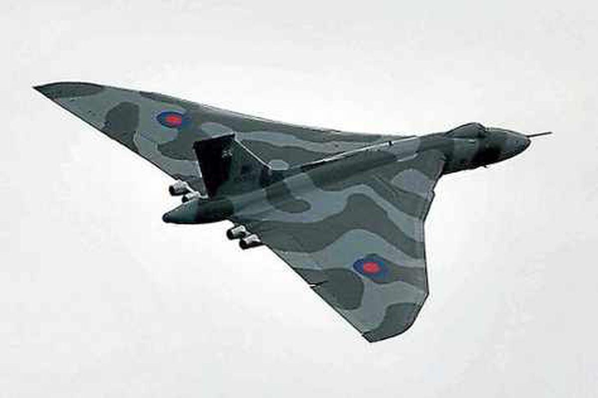 Two aircraft to make debuts at RAF Cosford air show