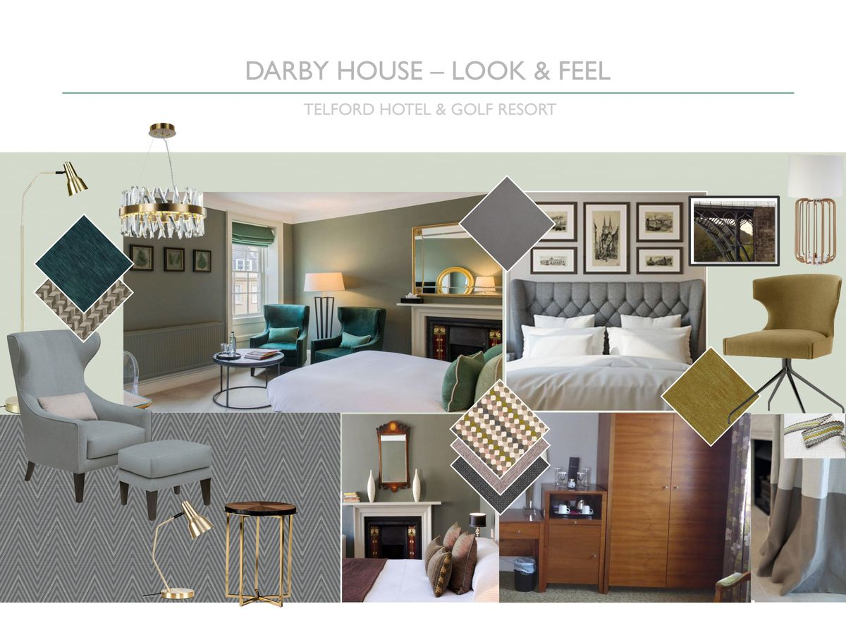 Darby House - Look and Feel