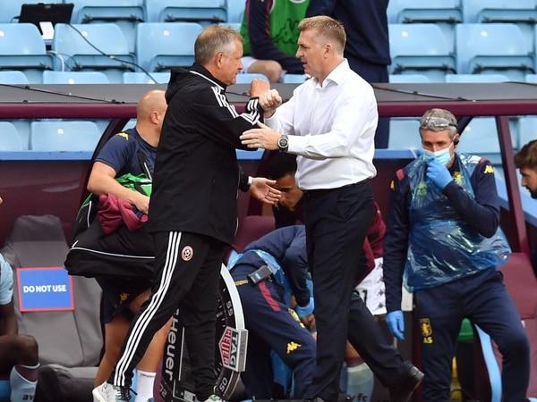 Dean Smith: Aston Villa 'got away with one'